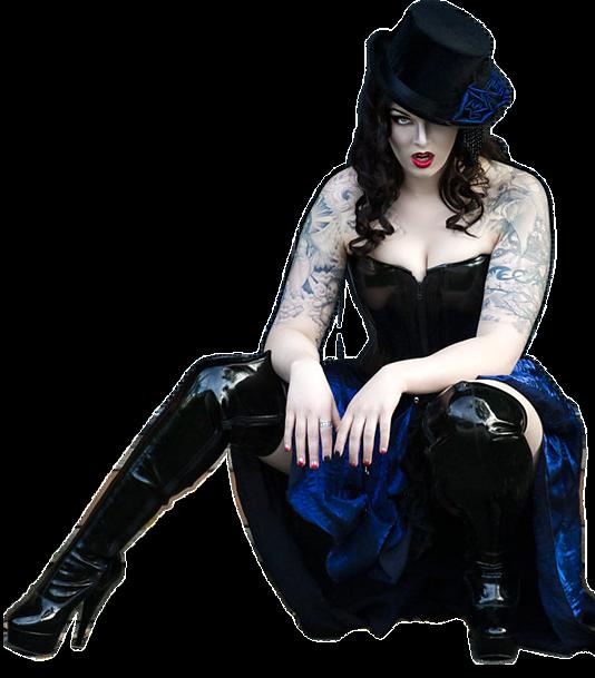 Tattoo goth